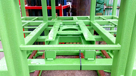 W E Couplings Ltd Tremie Equipment
